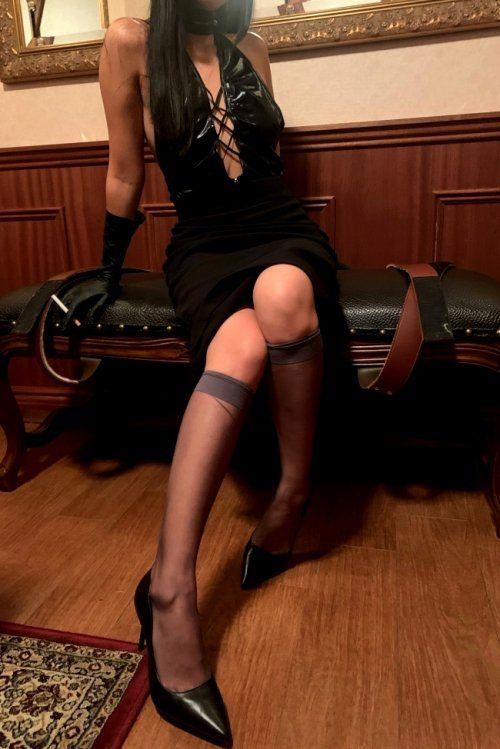 trans mistress